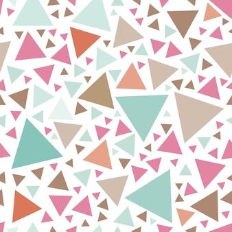 Abstraktes nordisches geometrisches musterdesign für dekorationsinnenraum, druckplakate, grußkarte, geschäftsbanner, verpackung im modernen skandinavischen stil in vektor. pastellfarbe.