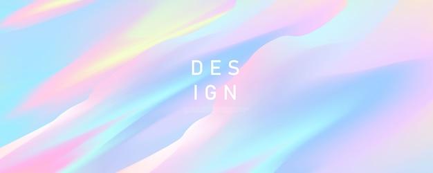 Abstraktes pastellfarbenes buntes farbverlaufshintergrundkonzept für ihr buntes grafikdesign, layout-design-vorlage für broschüre