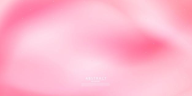 Abstraktes pastellrosa-farbverlaufsdesign