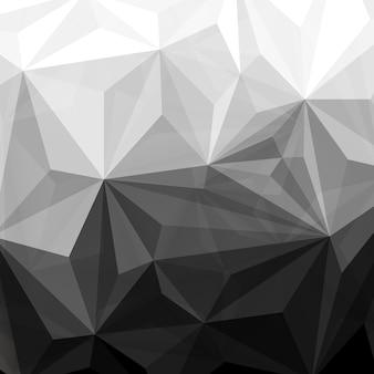 Abstraktes polygonales dreieck