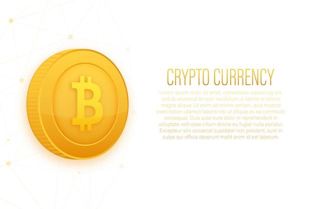 Abstraktes schwarzes symbol bitcoin-austausch währungssymbol online-zahlung kryptowährung