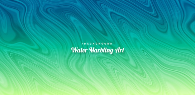 Abstraktes vibrierendes wasser, das art background marmoriert
