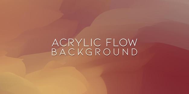 Acryl flow painting künstlerischer textur hintergrund