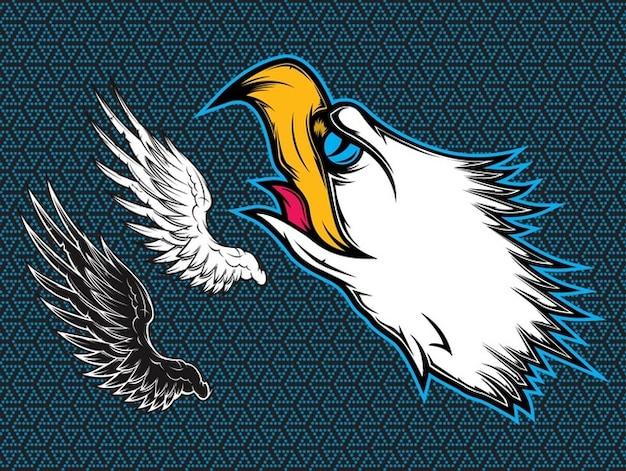 Adler flügel