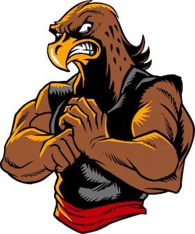 Adler kämpfer