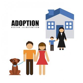 Adoptionsagentur