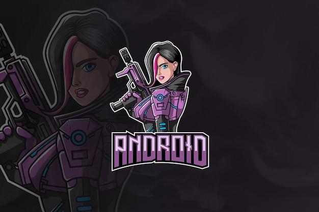 Adroid army esport logo