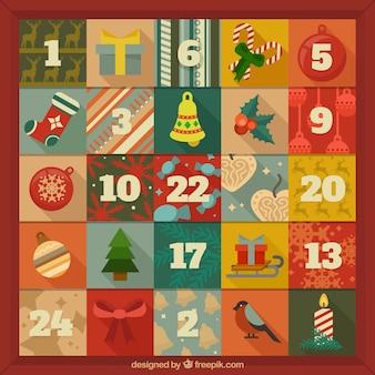 kalender cute christmas vektoren fotos und psd dateien kostenloser download. Black Bedroom Furniture Sets. Home Design Ideas