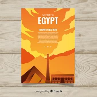 Ägypten-flyer