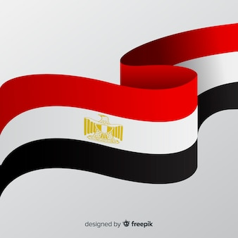 Ägypten nationalflagge
