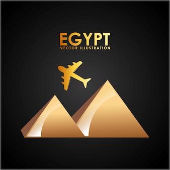 Ägypten-pyramide