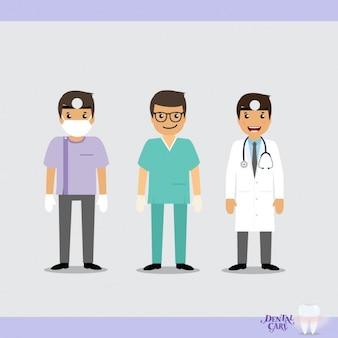Ärzteteam design