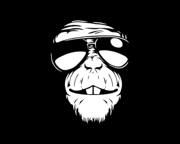 Affe-brille