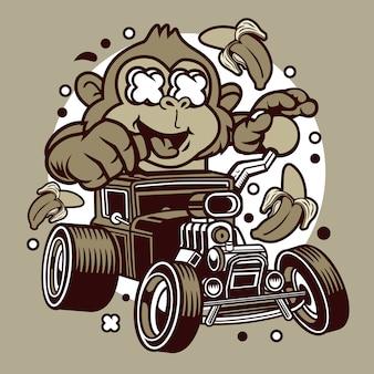 Affen-hotrod