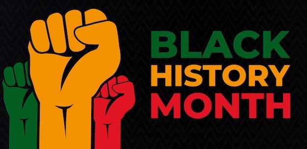 Afroamerikanische geschichte oder black history month