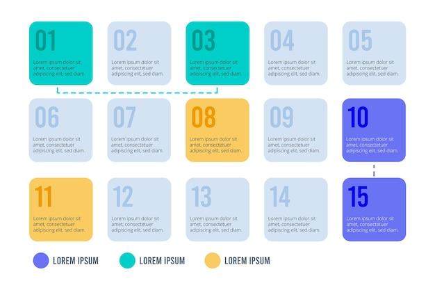 Agenda-chart-design