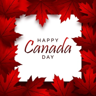 Ahornblatt für kanada tag