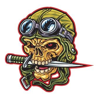 Airforce skull esport
