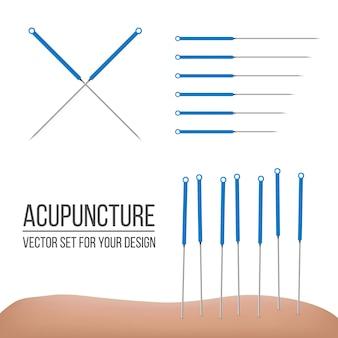 Akupunktur-therapie