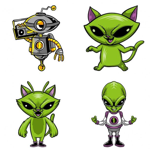 Alien pack