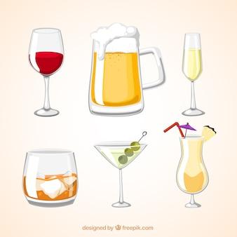 Alkoholgetränke