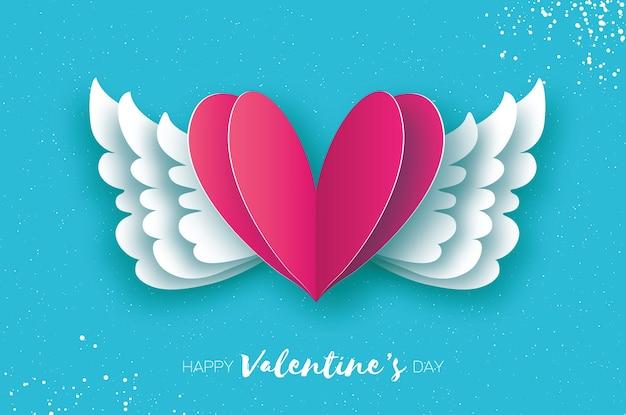 Alles gute zum valentinstag grußkarte