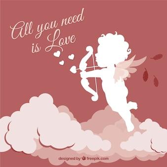 Alles, was sie brauchen, ist liebe