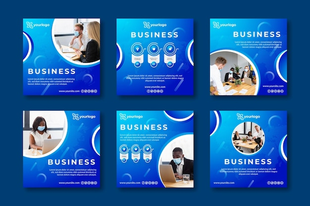 Allgemeine business-instagram-beiträge
