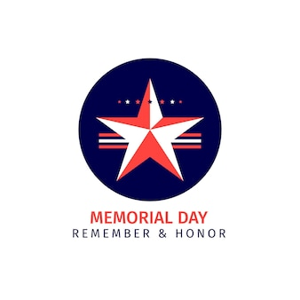 Allgemeines logo des duotone memorial day