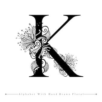 Alphabet buchstabe k