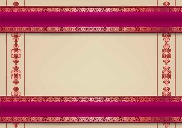 Alter chinesischer papyrus, pergament, papier.