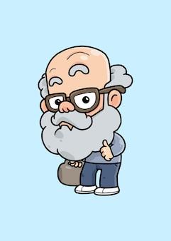 Alter mann professor