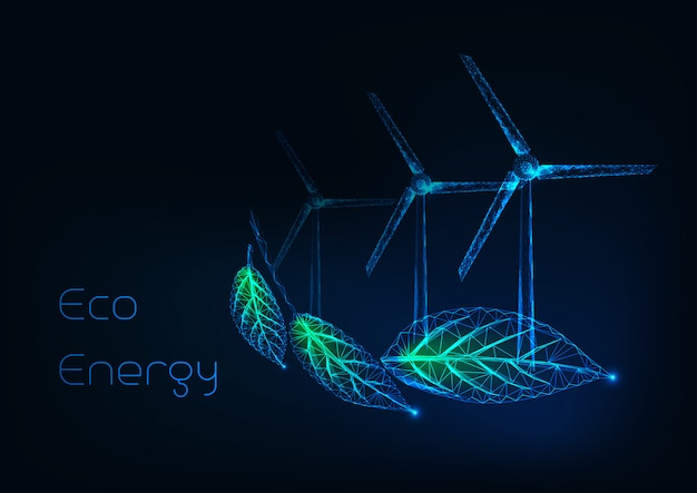 Alternatives ökoenergiekonzept