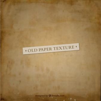 Altes papier textur mit flecken