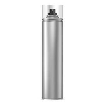 Aluminium-spraydose
