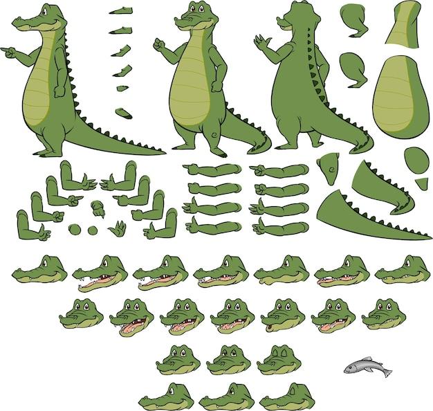 Alvin alligator