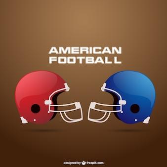 American football-ausrüstung