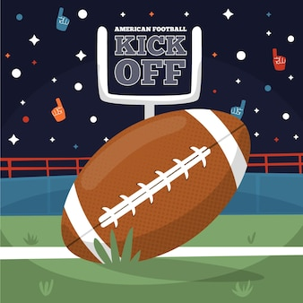 American football illustriert