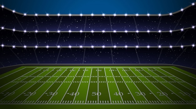 American-football-stadion