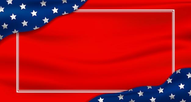 Amerika oder usa urlaub hintergrund