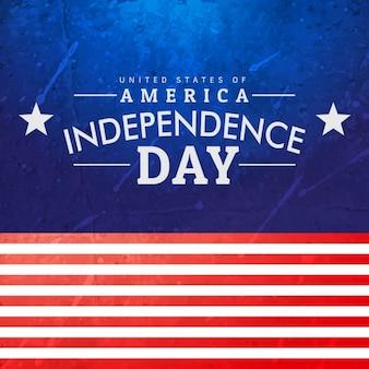 Amerikanischen unabhängigkeitstag hintergrund