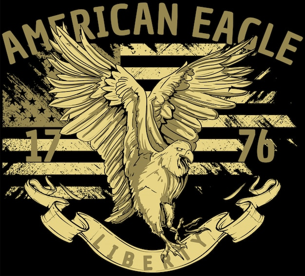 Amerikanischer adler 2