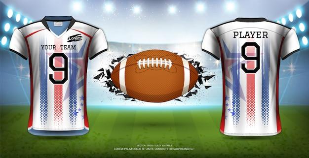 Amerikanischer fußball
