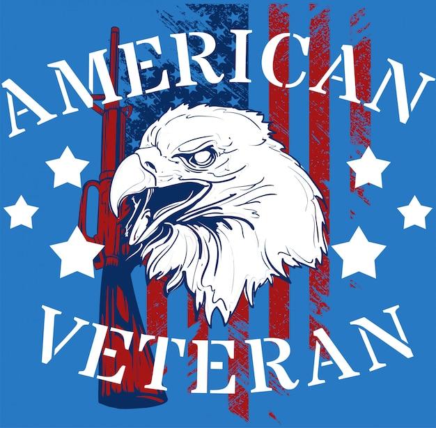 Amerikanischer veteran