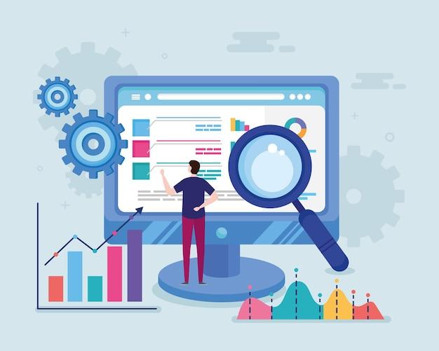 Analytics-daten mit desktop
