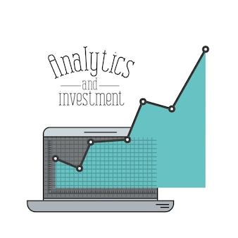 Analytik und investmentelemente