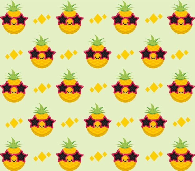 Ananas-muster