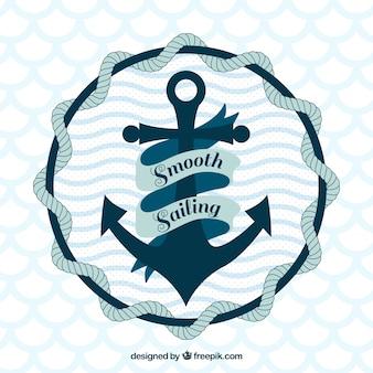 Anchor hintergrund-design