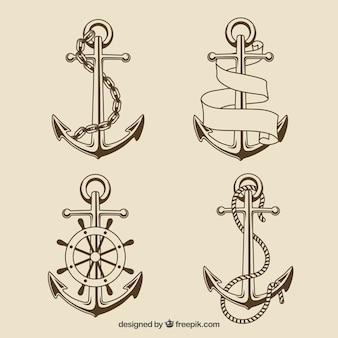 Anchors sammlung