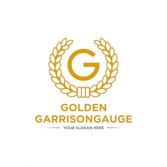 Anfängliches g-logo-konzept